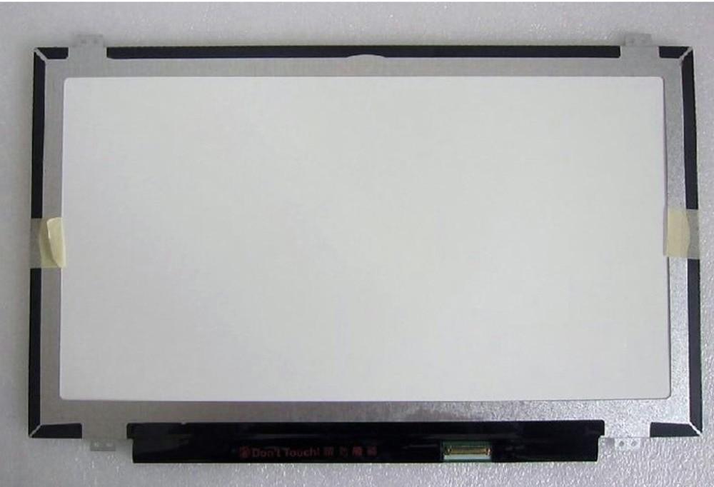 QuYing 14 inch LCD Screen B140HAN01.2 B140HAN01.1 LP140WF1 SPK1 SPU1 30pin For Lenovo Thinkpad T440S Y40 Laptop Replacement 14 0 slim lcd matrix for lenovo s3 s435 b40 y40 e40 80 n40 45 n41 30 s41 70 35 laptop screen 30pin
