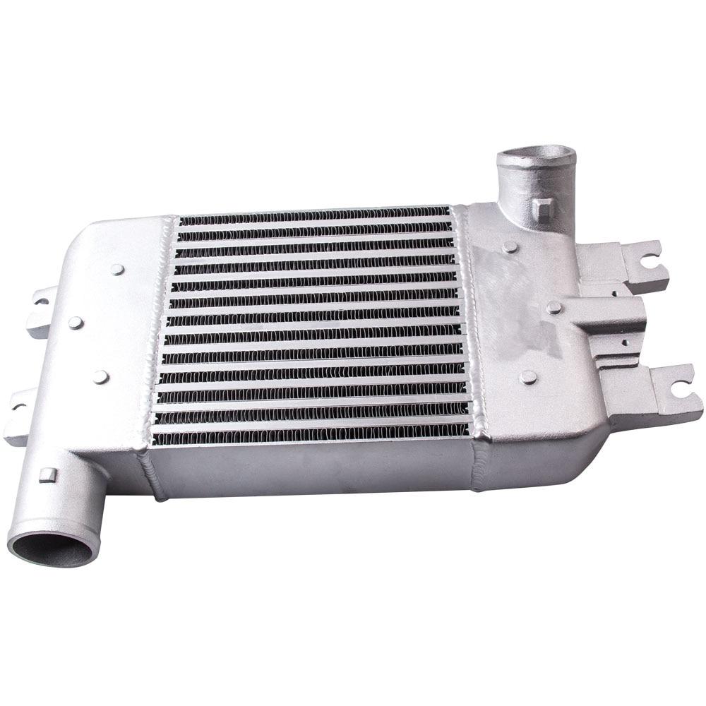 Cooling System Aluminum Radiator & Silicone Hose For Nissan Patrol Safari Super Gu Y61 Td42 4.2l 4.2d 4x4 Turbo Diesel Td422 Td42t3 Fans