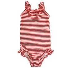 Swimwear One Pieces Suits Girls Baby Swimsuits Bench Bathing Swimming Pool Summer Lovely New