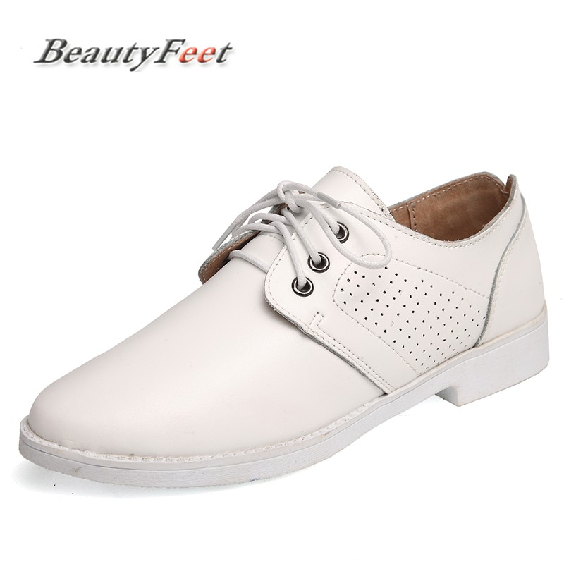 BeautyFeet Brogue Oxford Shoes Women Flats New Spring 2018 Fashion Women Shoes Female Sapatos Femininos Sapatilhas Zapatos Mujer new black martin shoes fashion spring women shoes flats casual oxford shoes female obuv zapatos mujer