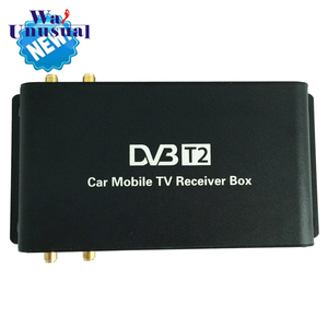 Car Accessories HD DVB-T2 4 Tu