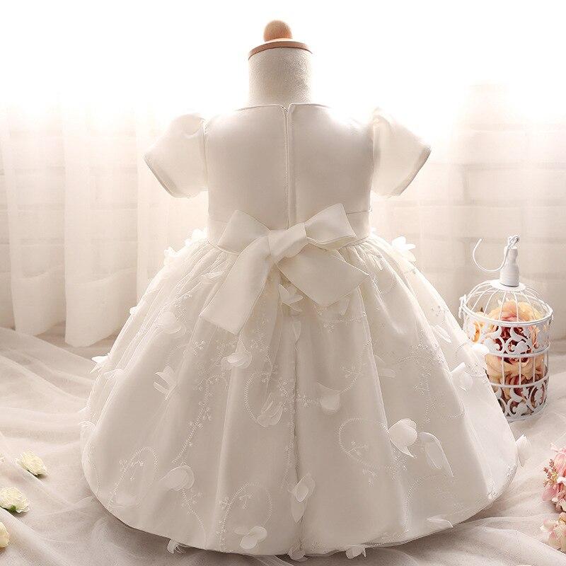 Mode kleinkind blumenmädchen kleider für strand hochzeit prinzessin ...