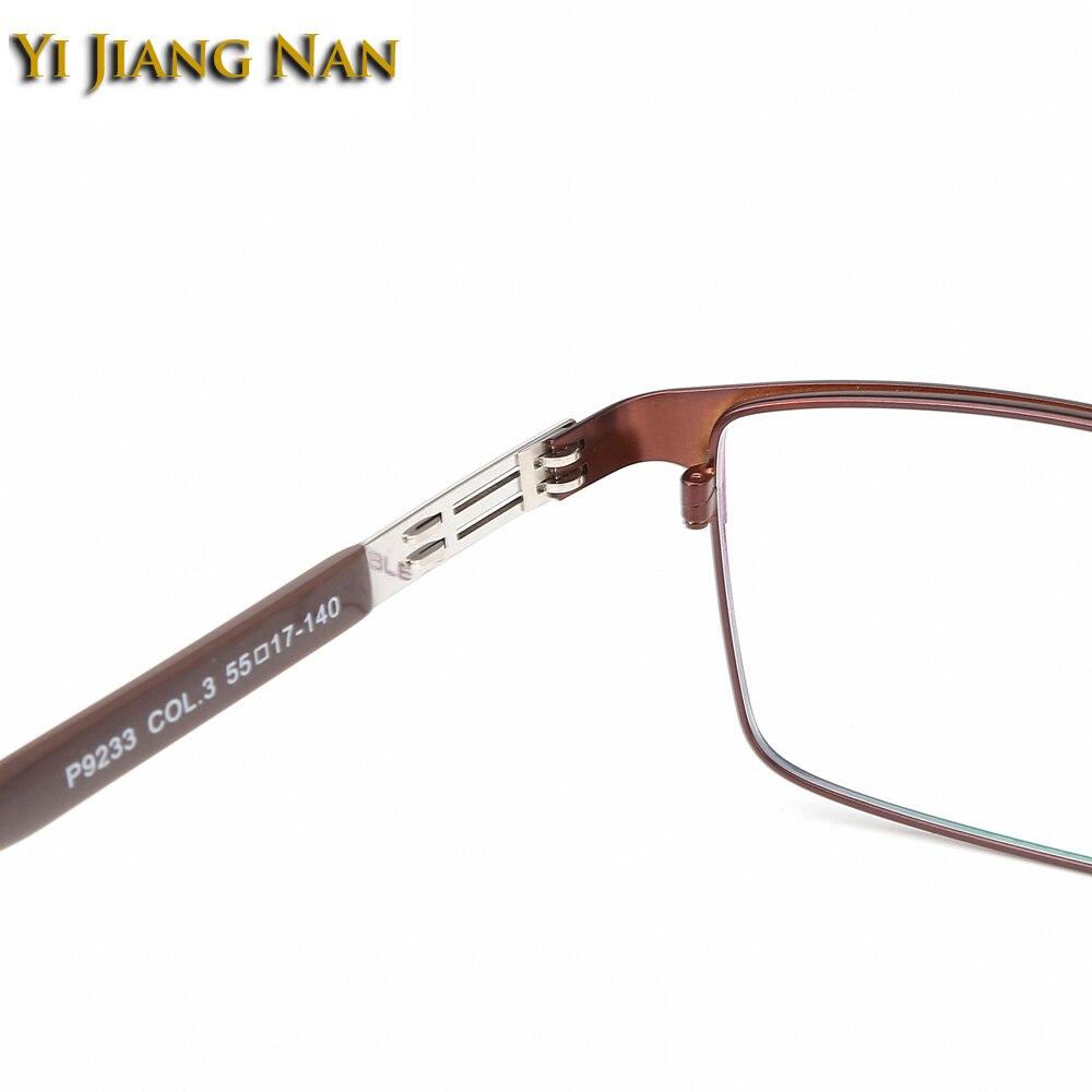 75292b0e13 Yi Jiang Nan Brand Light marcos de lentes opticos hombre oculos masculino  lunettes de vue homme progressive ophtalmique Glasses-in Eyewear Frames  from ...