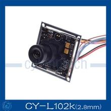 700TVL CCTV Camera Sony Effio-E 4140+811 OSD Menu 2.8 Lens Security Camera Outdoor Using.CY-L102K