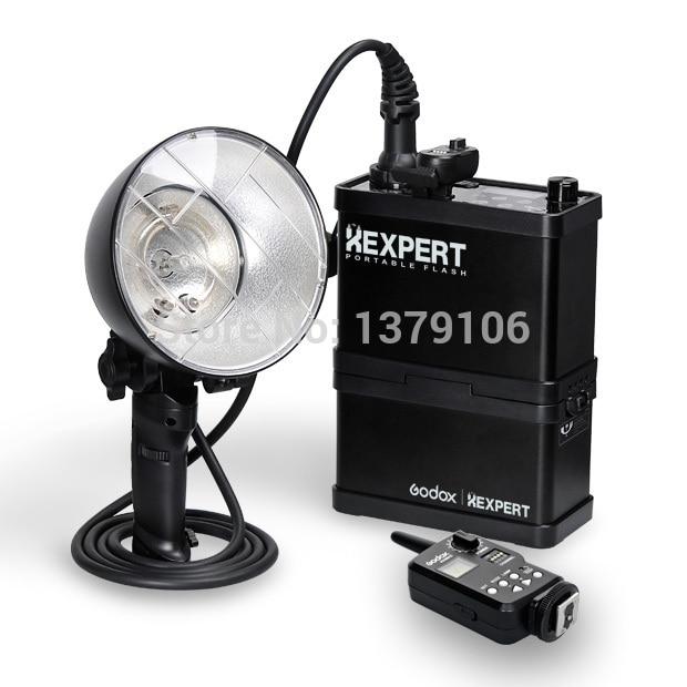 godox es400p 400w studio flash outdoor strobe light black wireless