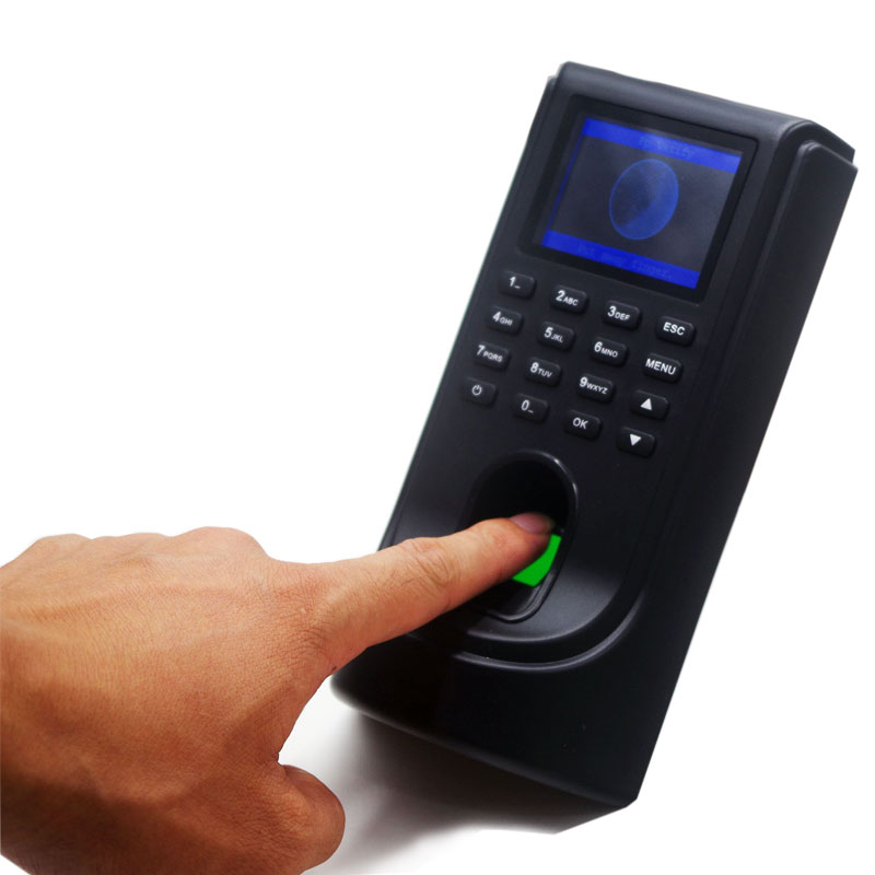 Door Finger Print Access Controller  Bio Metric Finger Print Machine IP based Fingerprint Reader Password biometric face and fingerprint access controller tcp ip zk multibio700 facial time attendance and door security control system