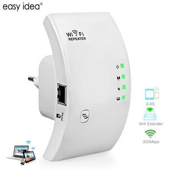 Répéteur Wifi extendeur WiFi 300Mbps amplificateur de Signal Wi-Fi sans fil longue portée répéteur Wi-Fi 802.11N Point d'accès