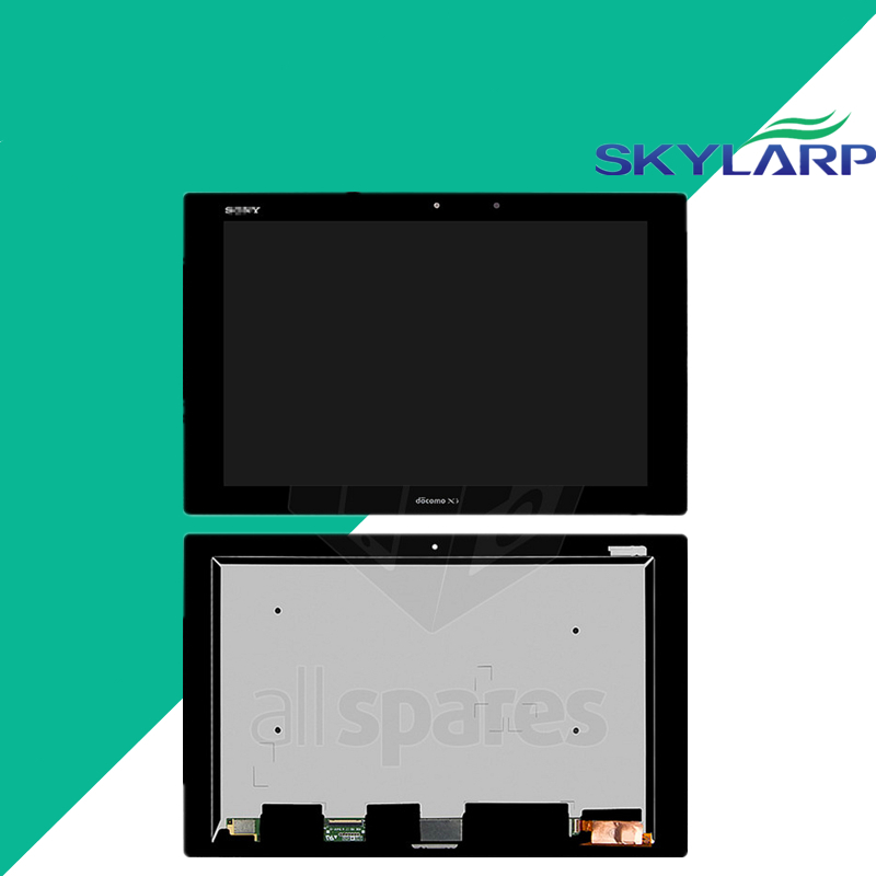 NEW Black Display LCD for Sony Xperia Tablet Z2 Tablet PC LCD touch screen with touch Free shipping