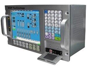 "Image 2 - 6U 19 ""Rack Mount Industrie Workstation, E5300 (2 M Cache, 2,60 GHz), 4 GB Speicher, 500 GB HDD, 4 xPCI, 4 xISA"