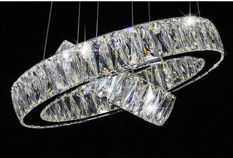 Kronleuchter Mit Holzperlen ~ Phube beleuchtung led ring kronleuchter licht moderne kristall