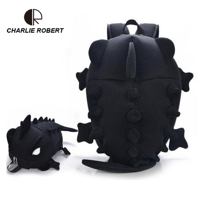 Fashion Dinosaur Backpack For Adults And Children Backpack 3D Cartoon  Teenager School Bag Animal Backpack 1178c7e36f5be
