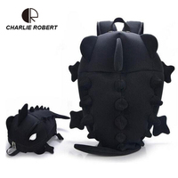 Fashion Dinosaur Backpack For Adults And Children Backpack 3D Cartoon Teenager School Bag Animal Backpack