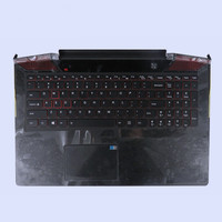 95New original laptop Upper cover Palmrest with US Version keyboard for Lenovo IdeaPad Y700 Y700 15 Y700 15ISKK