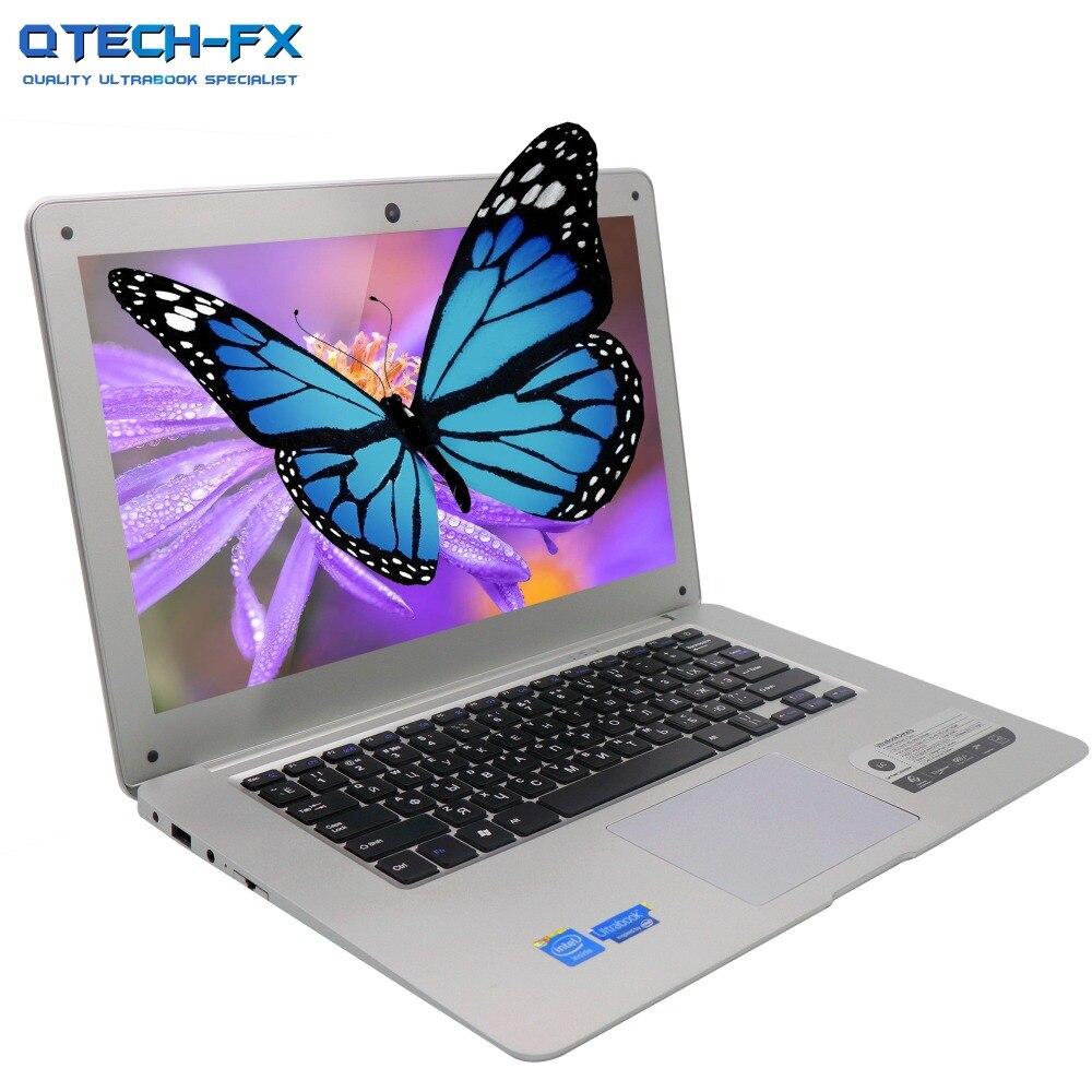 Pentium Laptop 8GB RAM 500GB 1TB 1000GB HDD 14 Windows 10/7 Fast CPU Intel 4 Core Arabic AZERTY German Russian Spanish Keyboard