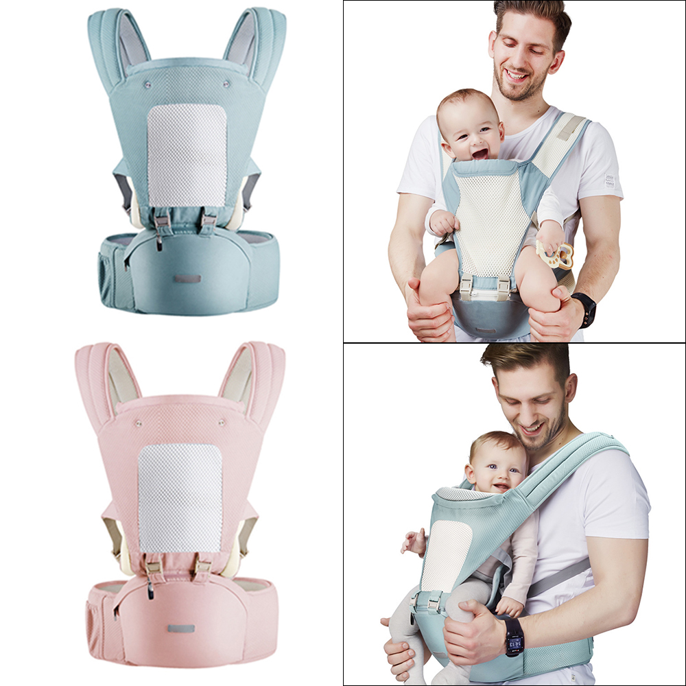 Baby Accessories Kanguru Bebek Multi-Purpose Baby Carrier Hip Seat Baby Sling Backpack Kangaroos Babe Wrap Portabebe baoneo baby hip seat carrier