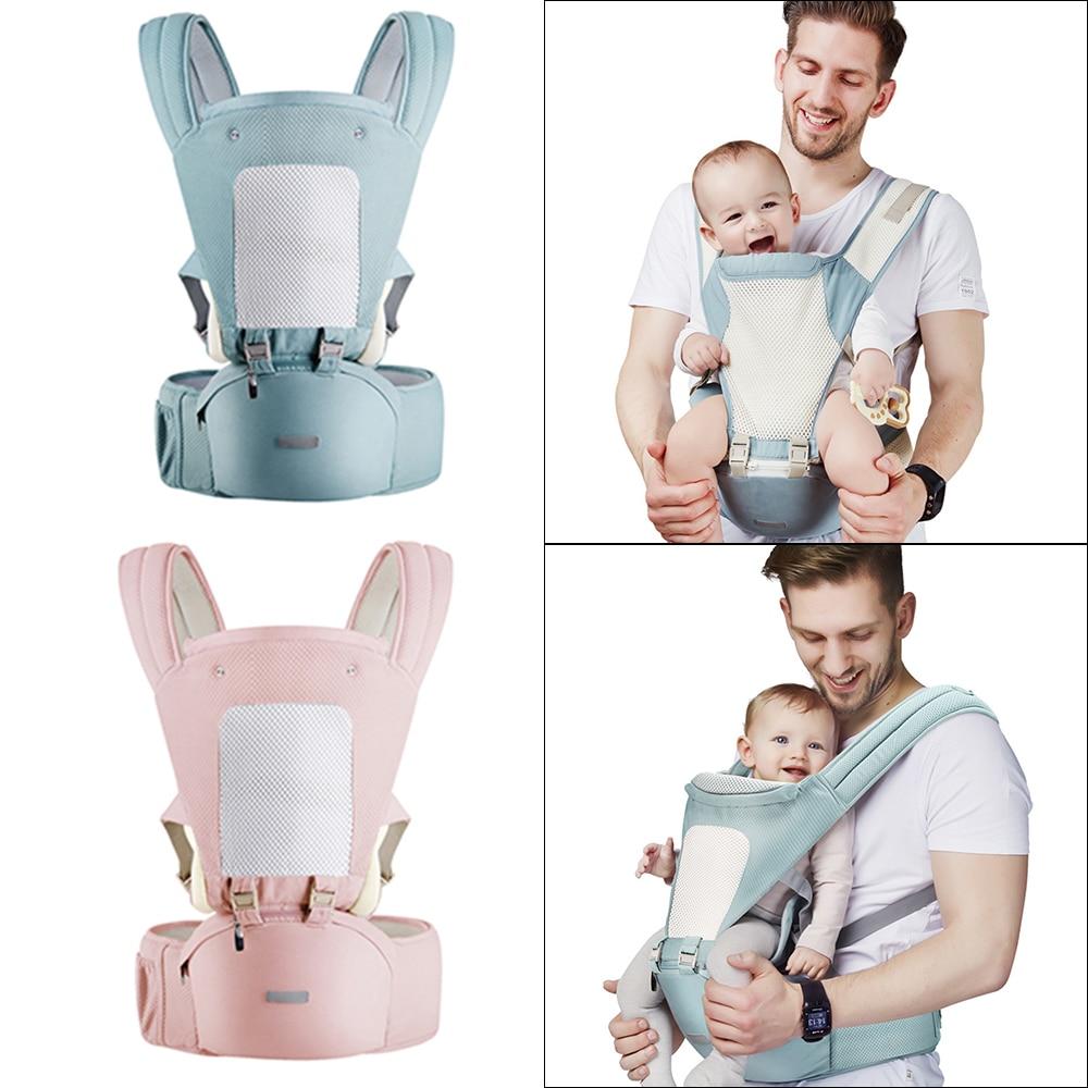 Baby Accessories Kanguru Bebek Multi Purpose Baby Carrier Hip Seat Baby Sling Backpack Kangaroos Babe Wrap Portabebe-in Backpacks & Carriers from Mother & Kids on AliExpress