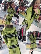 13colour Thick double-sided two-tone cashmere wool fabric coat Party printing super hollandais sequin design college fabric A310 цена и фото