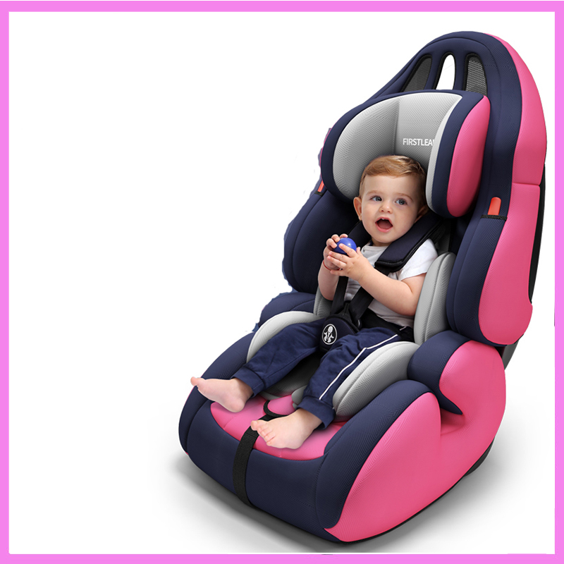 Breathable Baby Safety Car Seats Children Sitting Chairs In The Car Portable Bab Safety Car Seat