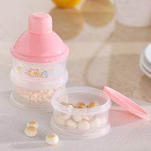 Baby For Storing Food Storage Container Plastic Box Pp Nitrosamine Free Three-Layer Babies Boxes Bins