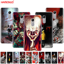 HAMEINUO The Clown Horror IT Cover phone Case for X