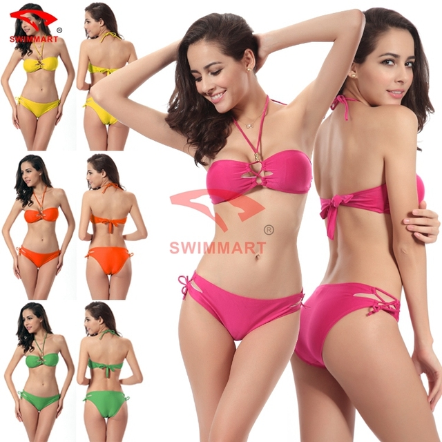 fc3e19b3795 FREE shipping Vintage HOT Wholesale 2014 Sexy girl micro bikini swimwear  models