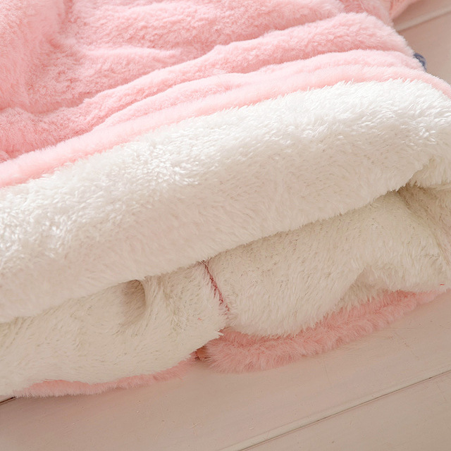 Retail Baby Toddler Faux Fur Leopard Coat with belt Girls WinterWarm Jacket Snowsuit Children outerwear Winter wear Clothes