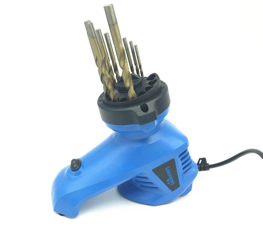 Promotion mini Electricity sharpener for Novices Grinder Tool Eu Plug 96w Electric Drill Bit Grinder For
