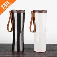 Original Xiaomi Smart App Control Vacuum Water Bottle Simple Thermal Sensitive Sensor Outdoor Keep Warm Coffee Tea Cup