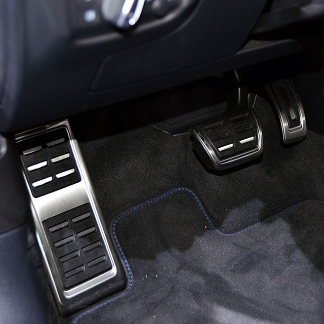 Car Accessories Car Foot Fuel Brake Clutch Pedals Cover For
