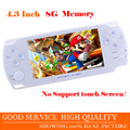 G39 Free Shipping Portable Game Console 8gb for Kid 1000 Games Video Games Support Camera MP3 Player PK Sega Tetris Nes