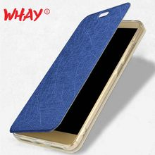 WHAY Cases for Xiaomi Redmi 5A Flip Case PU Leather Xiomi Redmi 5a Cases For Redmi 5A Cover Silicon Xiami Redmi5A Cases(China)