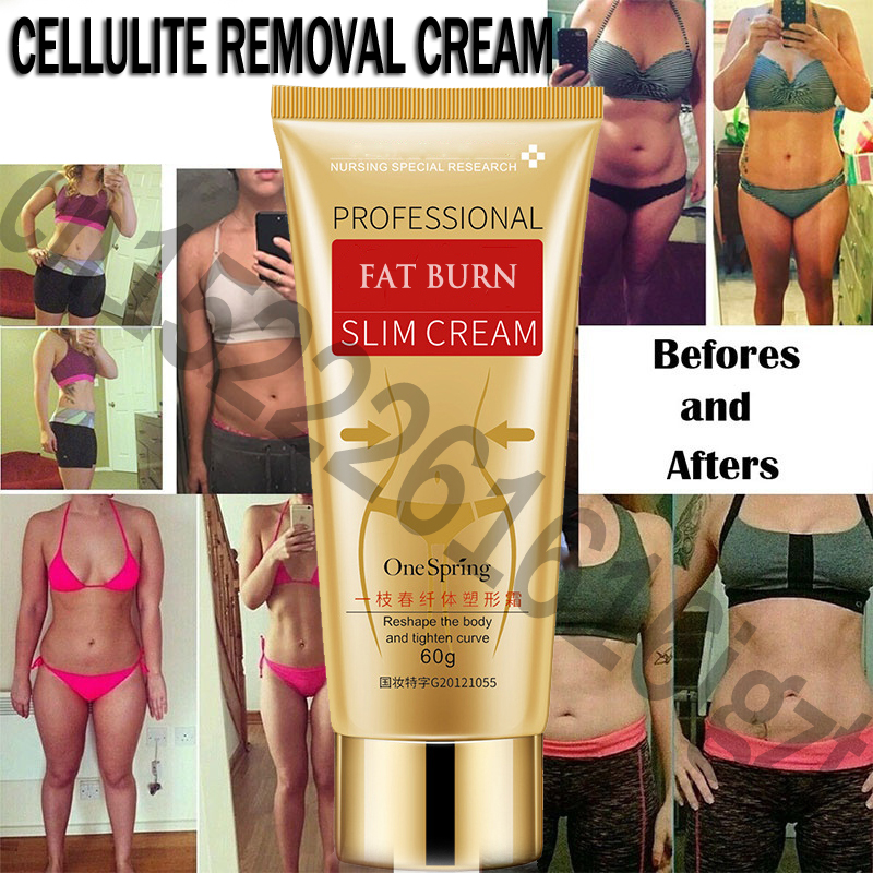 Us 2 65 31 Off Slimming Cellulite Removal Cream Fat Burner Weight Loss Slimming Creams Leg Body Waist Effective Anti Cellulite Fat Burning In