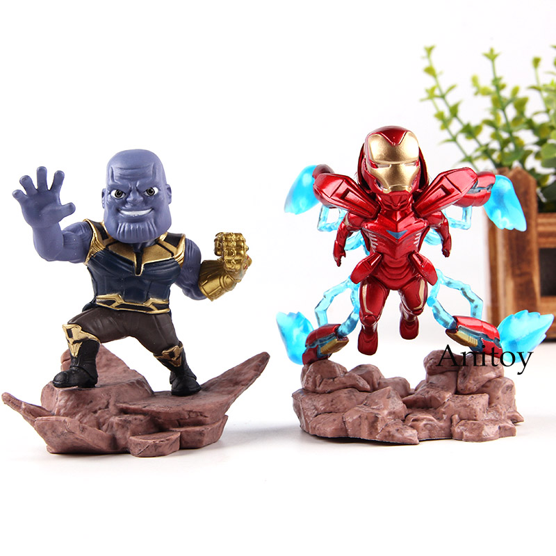 font-b-marvel-b-font-avengers-3-infinity-war-thanos-iron-man-mark-50-mini-egg-attack-figure-action-pvc-collection-model-toys-for-boys