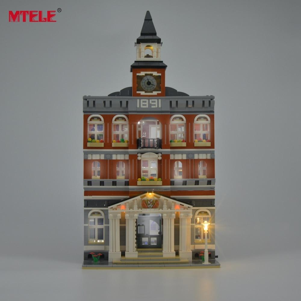Yaradıcılar üçün MTELE markalı LED işıqlandırma dəsti - Uşaq konstruktorları - Fotoqrafiya 6