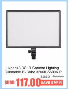 Cheap photographic lighting