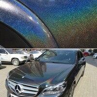 1.52m*10m Glossy Color DIY Car Body Films Vinyl Car Wrap Sticker Decal Air Release Film