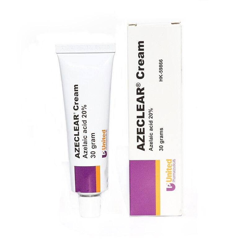 Австралийский оригинальный AZECLEAR крем 30 г для лечения акне, удаления угрей, против акне, крем для контроля жирности, усадки поры, акне, удален