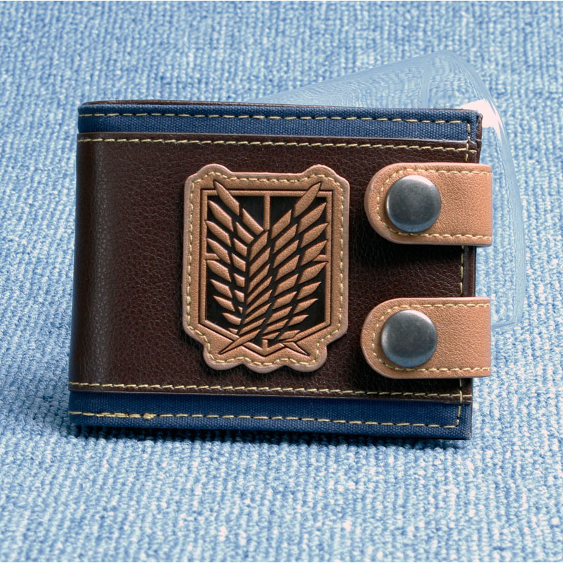Attack on Titan wings of liberty wallet DFT-1434 the sirens of titan