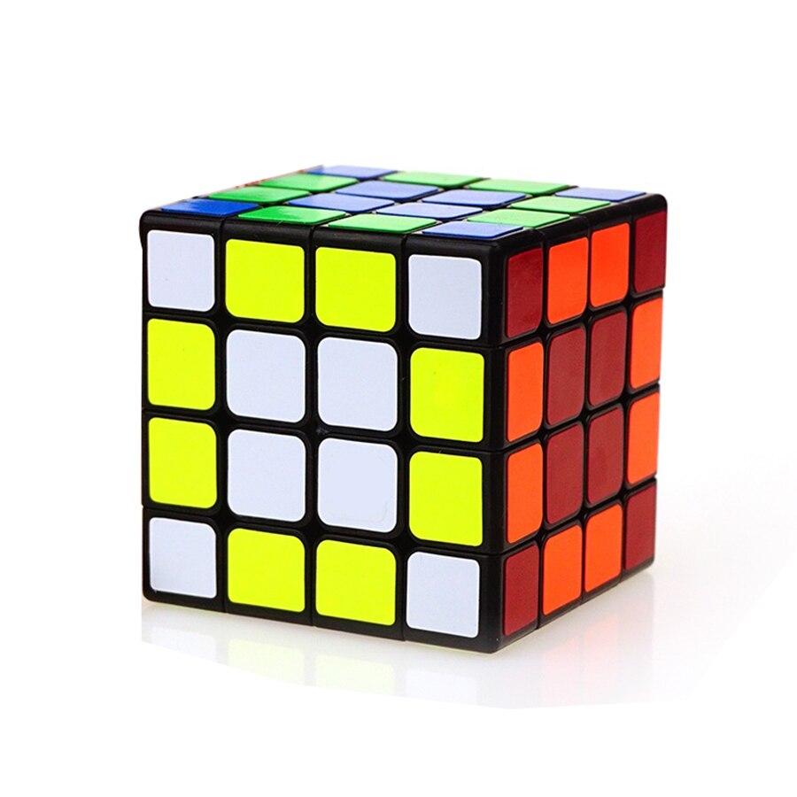 New Arrival Magic Cubes Anti Stress Cube  Neo Cubo 4x4x4 Educational Toys Kids Neokub Mini 4x4 Magic Cube Stickers 501981 classic magic cube puzzle game cubes hand spinner fidget toys anti stress kubus neokub mini neo cubo magico skewb 502581