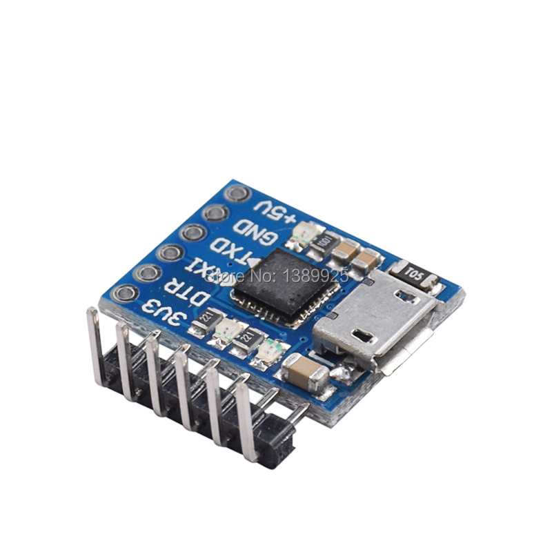 CJMCU CP2102 MICRO USB to UART TTL Module 6Pin Serial Converter Uart STC Replace FT232 For Arduino