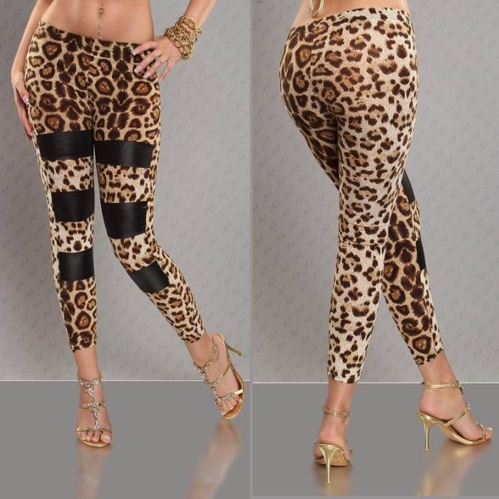 Compare Prices on Leopard Print Leggings- Online Shopping/Buy Low ...