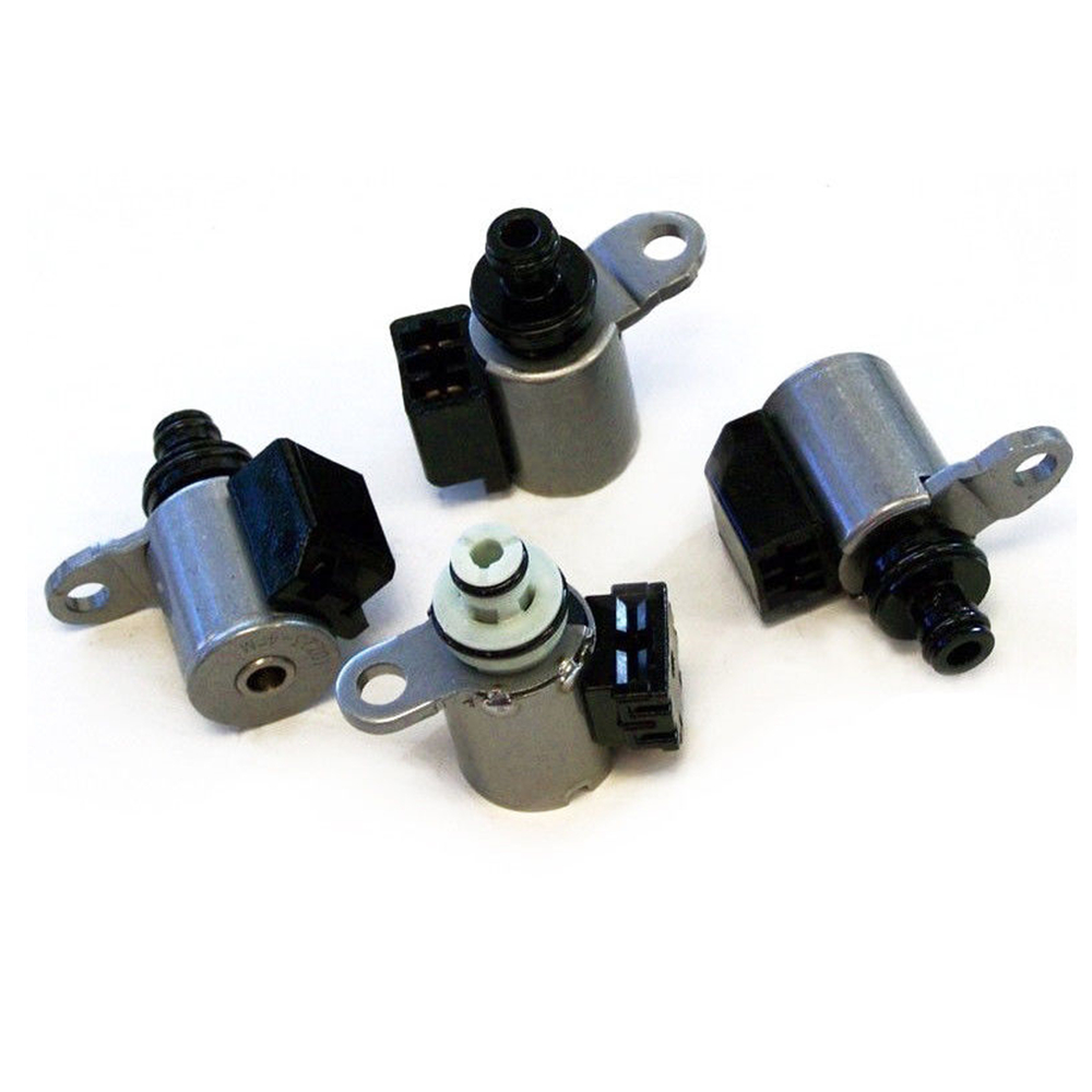 Original OEM CVT JF011E/RE0F10A/F1CJA Valve Body Solenoid Kit w/2 Sensor  2007+ for 4 cyl for Dodge Jeep Nissan Mitsubishi Tested-in Automatic  Transmission ...