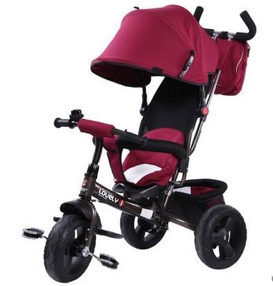 O multi-funcional carrinho de criança carrinho de bebê triciclo carrinho de bebê