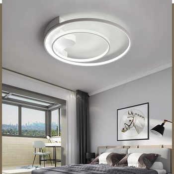 2 Modele Czarny I Biały Lampka Do Sypialni Lampy Sufitowe
