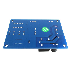 Image 3 - Charge Control Module 12 24V Storage Lithium Battery Protection Board XH M603