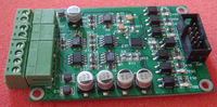 High precision DAC module, positive and negative 10V output, AD5760 AD5790 16/20 bit DAC full isolation