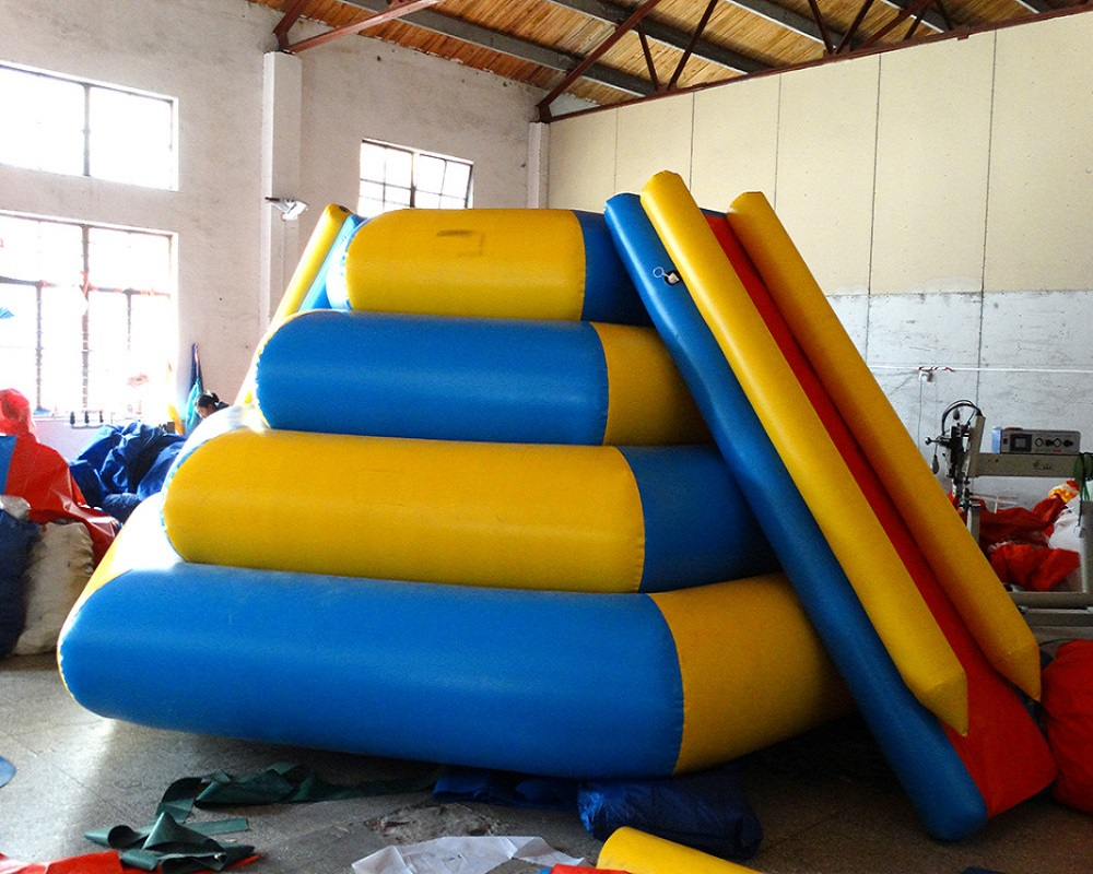 Giant pool inflatable floats inflatable floating water park fun floating