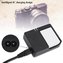 2Types de chargeur de batterie dappareil photo pour Canon LP E8 pour EOS 550D/600D/650D/700D caméras de charge carregador