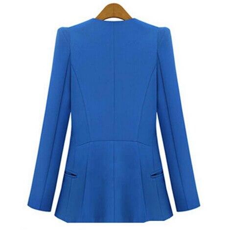 Neue 2018 Blazer Frauen casacos femininos Grund Jacken frauen blazer dünner Blazer anzüge für frauen strickjacke casaco