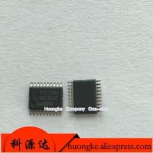 10PCS/LOT 74LVC2244ADB VC2244A  74LVC08APW LVC08A SSOP-20 IN STOCK цена